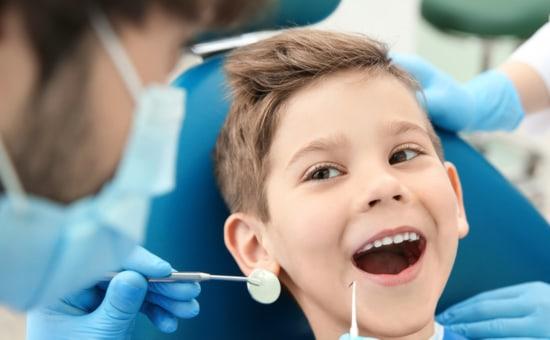 Протезирование молочных зубов в Омске