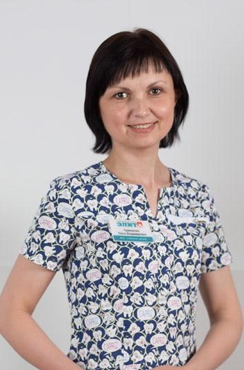 Чуриканова Ольга Владимировна