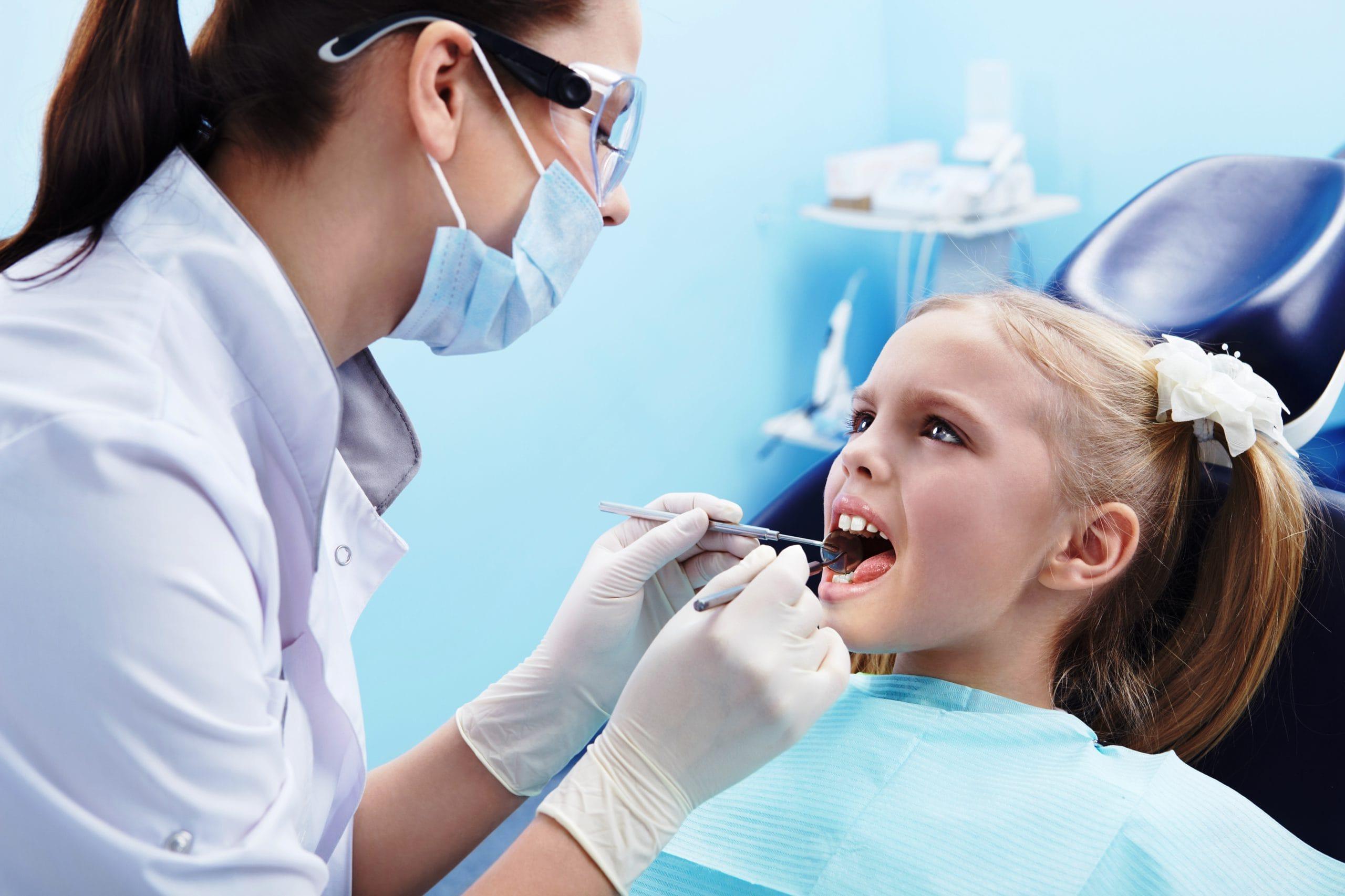 Качественная детская стоматология в Омске